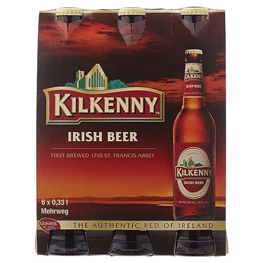Kilkenny Ale MEHRWEG, (6 x 0.33 l)