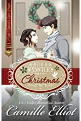 The Spinster's Christmas (illustrated edition): Prequel to the Lady Wynwood's Spies series Kindle Edition