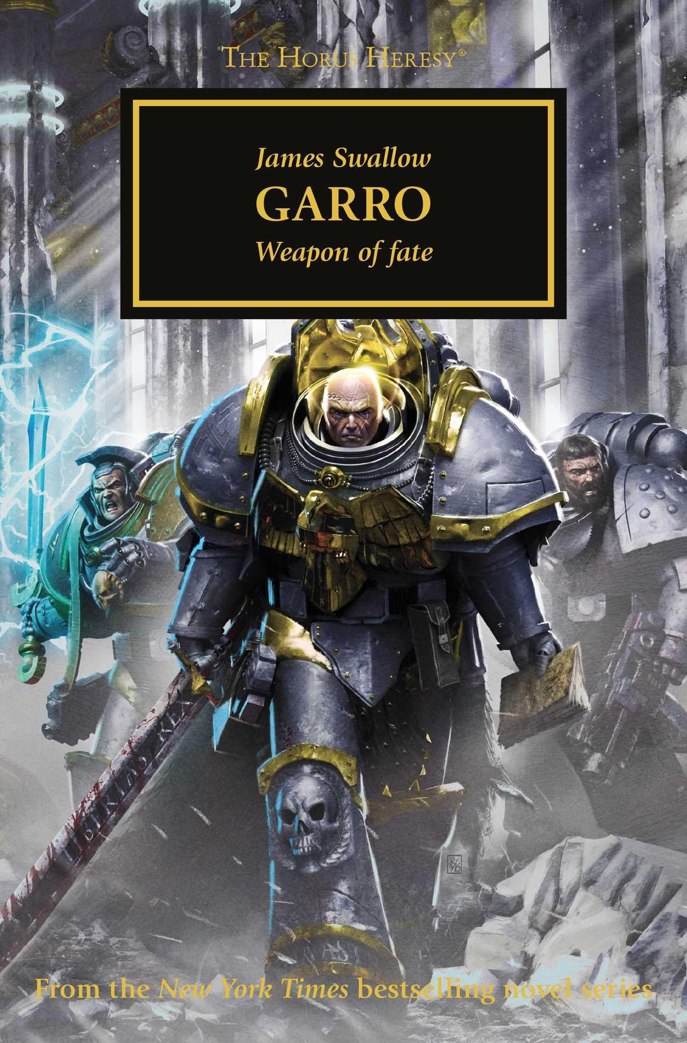 Garro (The Horus Heresy) pdf epub