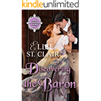 Discovering the Baron (The Bluestocking Scandals Book 3)