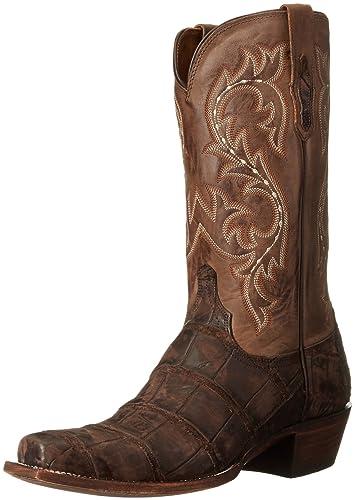 de84f695323 Lucchese Men's Burke Western Boot