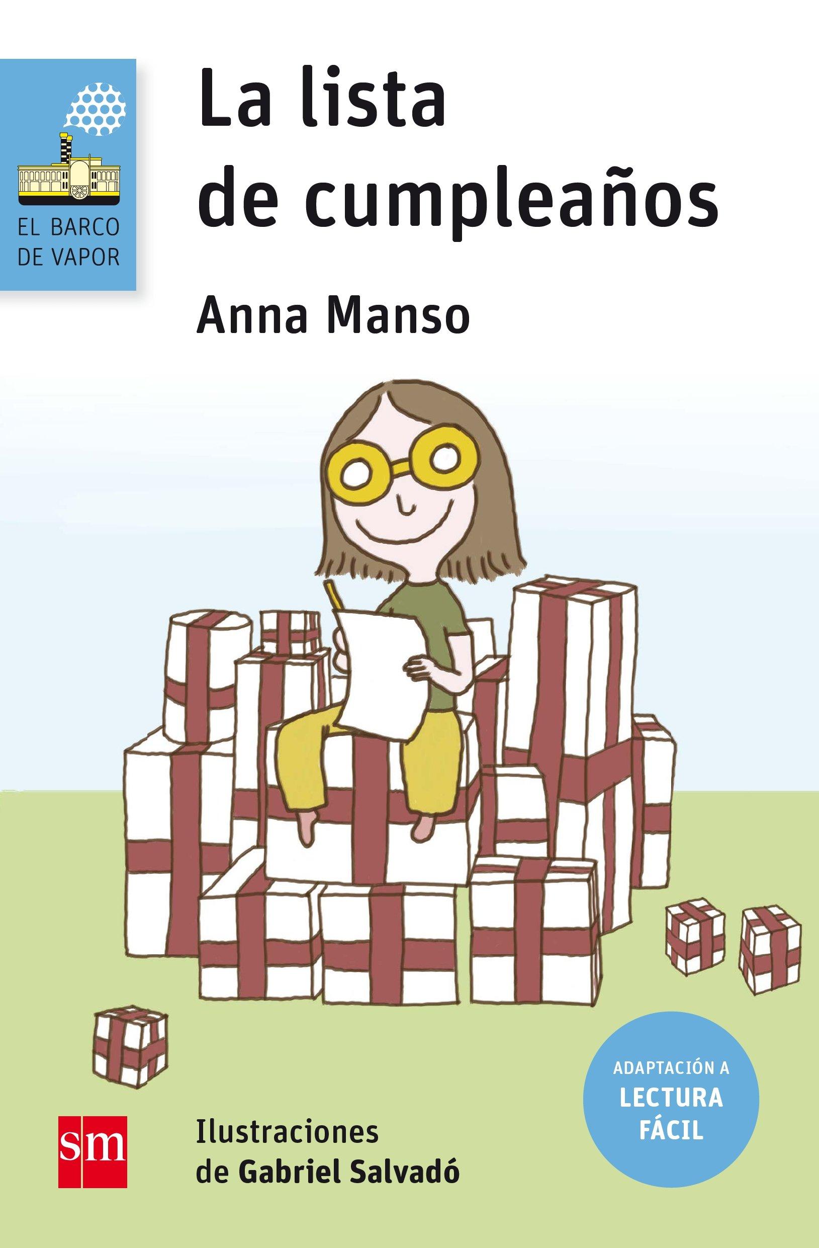 La lista de cumpleaños (Lectura Fácil): Anna Manso Munné ...