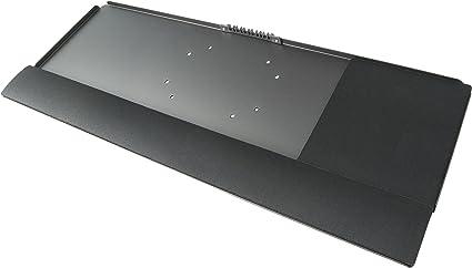 VIVO Bandeja de teclado de ordenador de lujo solo para ...