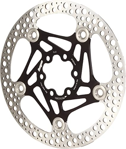 Hope Floating Disc Rotor 160mm Black