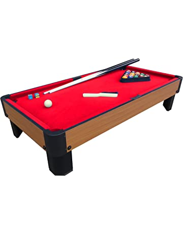 Pool Billiards Tables Amazoncom Pool Billiards
