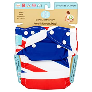 Branded Charlie Banana One Size Diaper , - Branded Diapers with fast delivery (Soft and