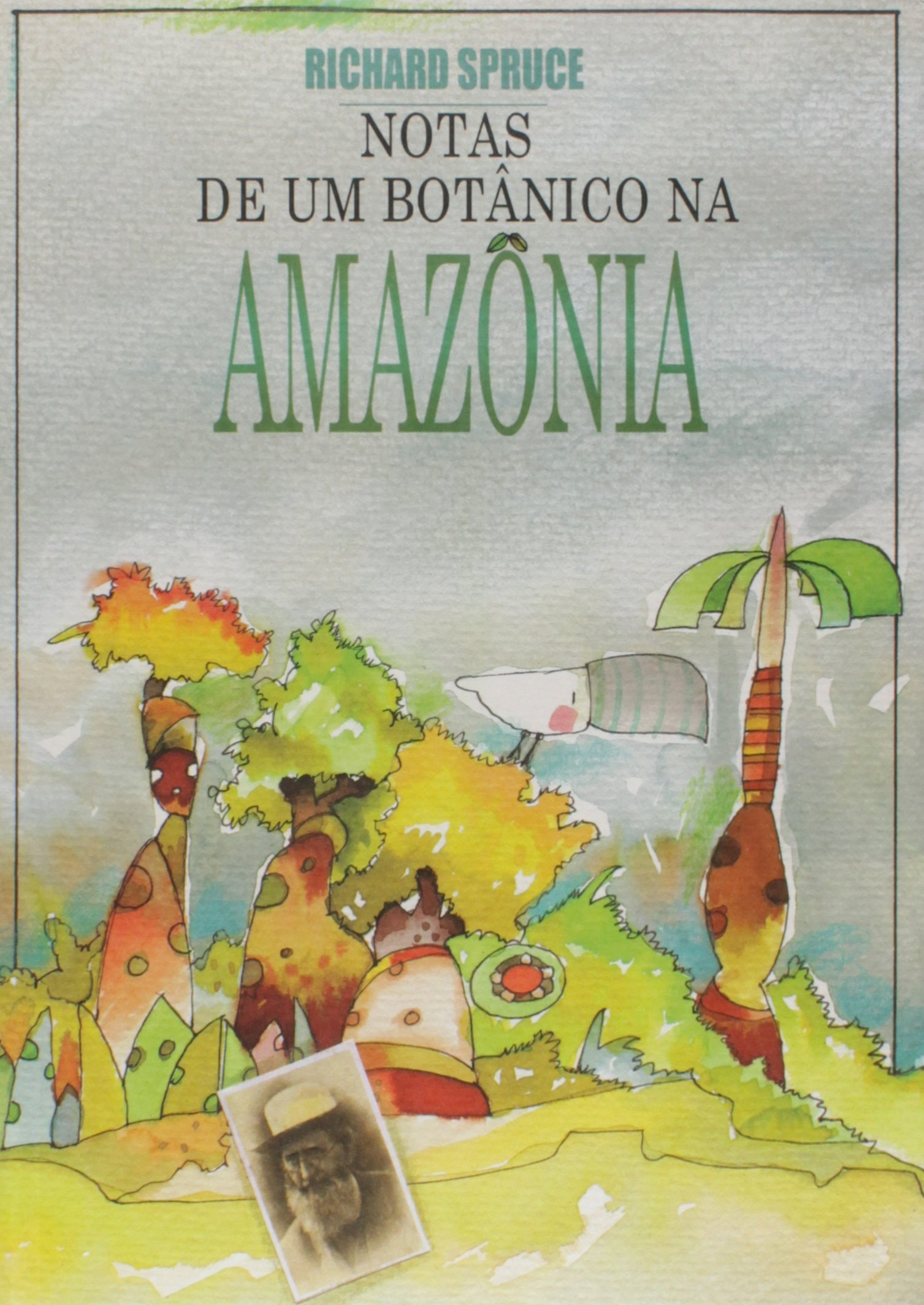 Read Online Notas De Um Botanico Na Amazônia pdf epub