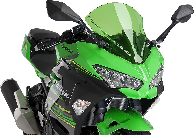 RACING SCREEN KAWASAKI NINJA 400 18' C/GREEN