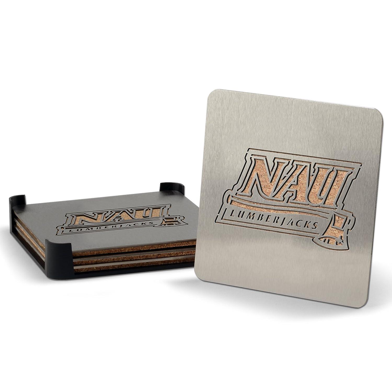 NCAA Villanova Wildcats Boasters Heavy Duty Stainless Steel Coasters Set of 4