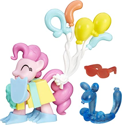 "Mini Friendship is Magic My Little Pony Blind Bag /""PINKIE PIE/"" Story set"
