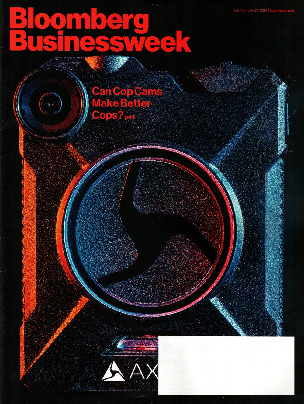 Download Bloomberg Businessweek July 18-25, 2016 Can Cop Cams Make Better Cops? pdf epub