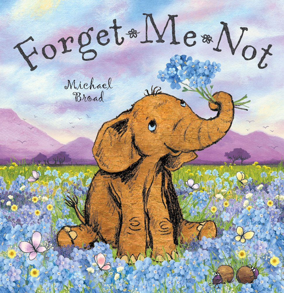 Forget-Me-Not by Brand: Barron's Educational Series (Image #1)