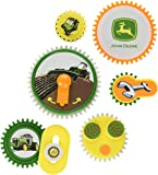 John Deere Gearation Refrigerator Magnets