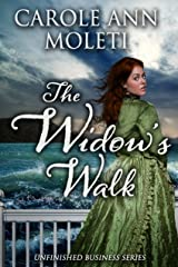 The Widow's Walk: A Cape Cod Paranormal Romance (The Unfinished Business Series Book 1) Kindle Edition