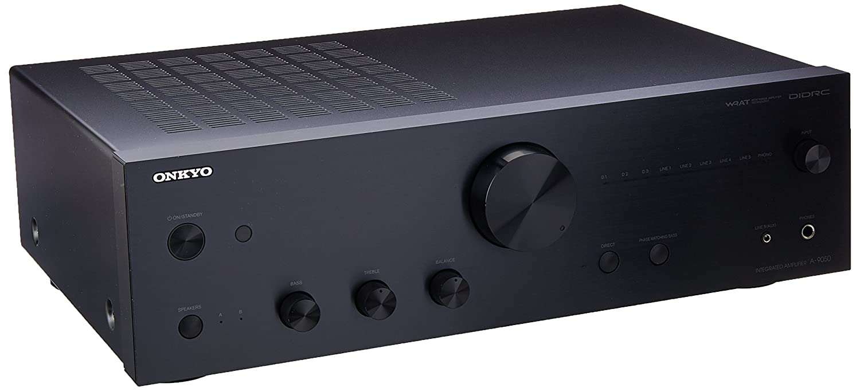onkyo a 9150. onkyo a-9050 integrated stereo amplifier (black): amazon.ca: electronics a 9150