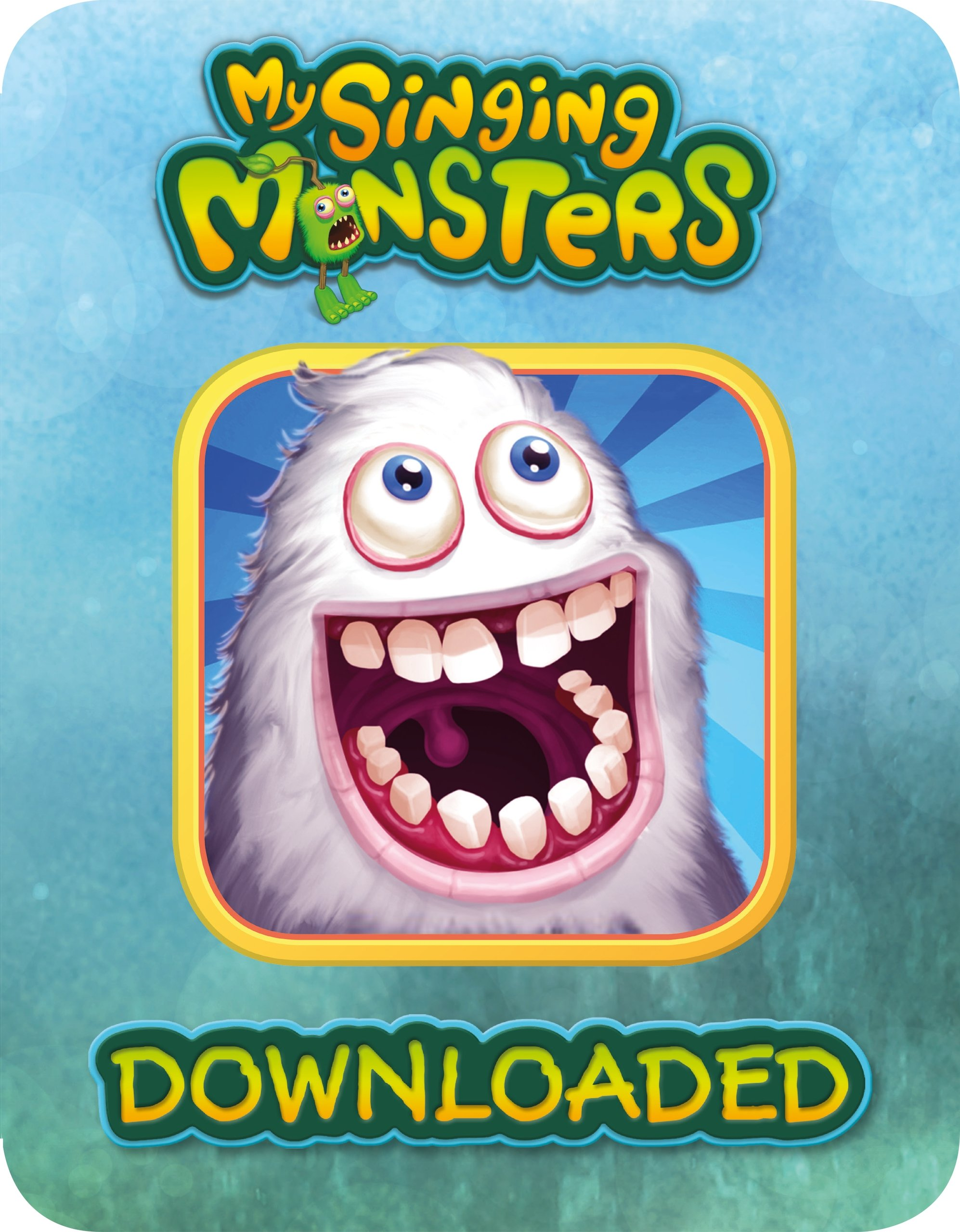 My Singing Monsters Downloaded PDF