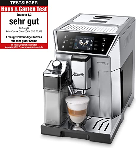 DeLonghi ECAM 556.75.MS - Cafetera (Independiente, Cafetera ...