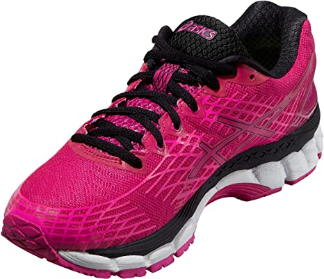 ASICS Gel-Nimbus 17 Lite-Show Womens Running Shoes: Amazon.es: Deportes y aire libre