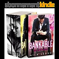 BANKABLE - L'INTEGRALE: (Roman érotique, BDSM, Alpha Male, Milliardaire, Soumission, TABOU)