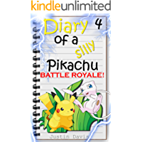 Pikachu vs Mew Battle Royale!: Short Pokemon Stories for Kids (Diary of a Silly Pikachu Book 4)