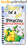 Pikachu vs Mew Battle Royale!: Short Pokemon Stories for Kids (Diary of a Silly Pikachu Book 4) (English Edition)