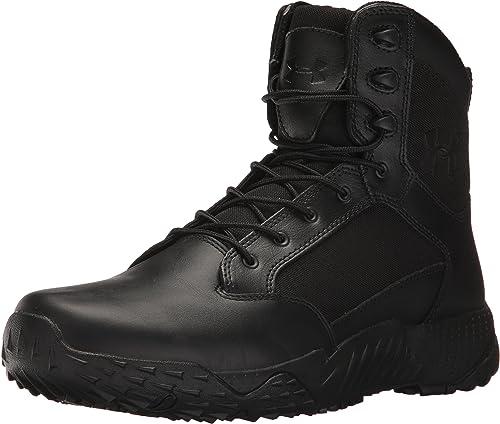Ladrillo asignar gatito  Amazon.com: Under Armour Men's Stellar Tac Side Zip Sneaker: Shoes