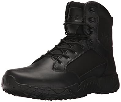 99bf5cb824a Amazon.com  Under Armour Men s Stellar Tac Side Zip Sneaker  Shoes
