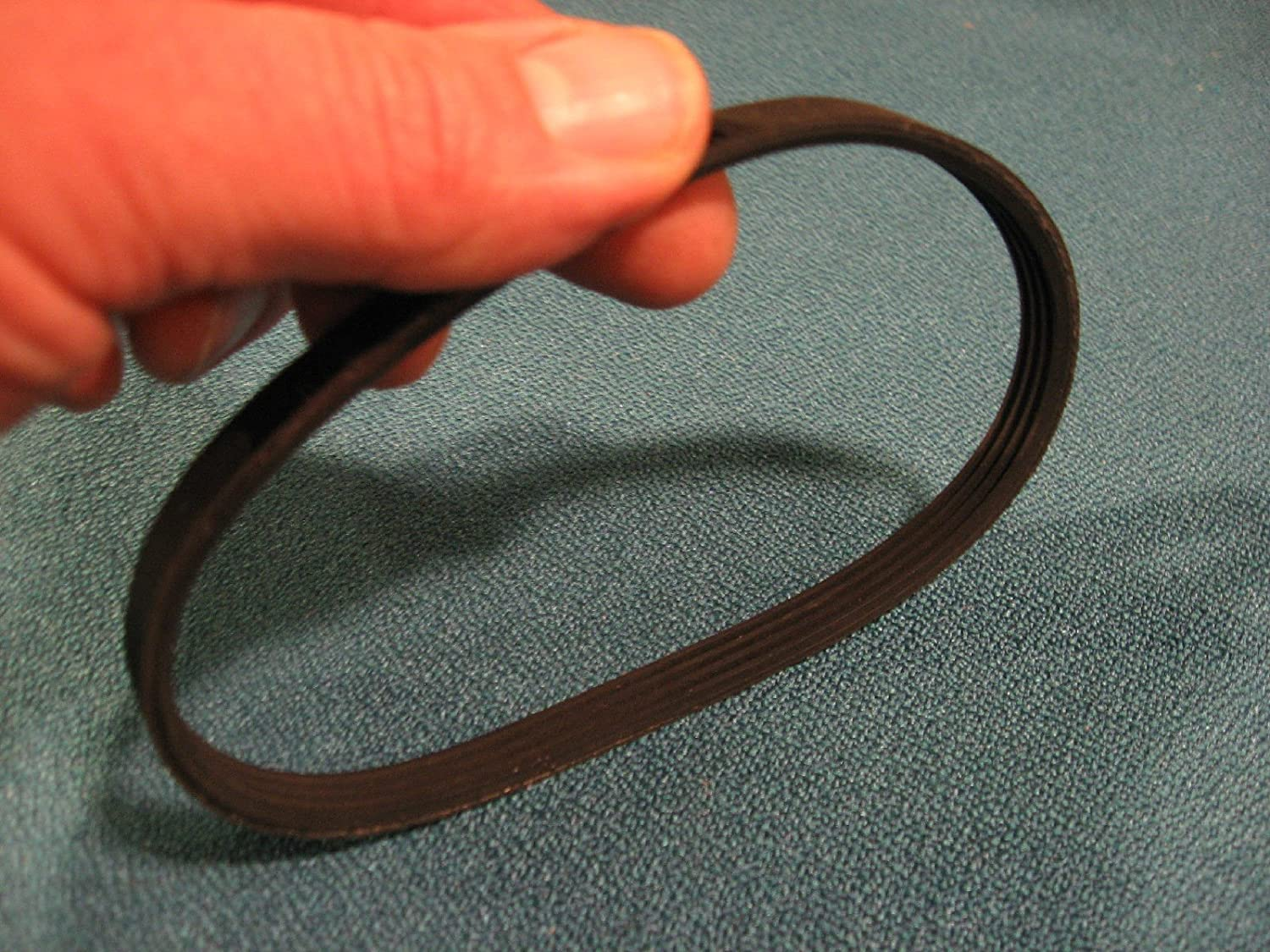NEW DRIVE BELT 4PJ373 MADE IN USE FOR AIR PUMP COMPRESSOR 4 RIB BELT Generic