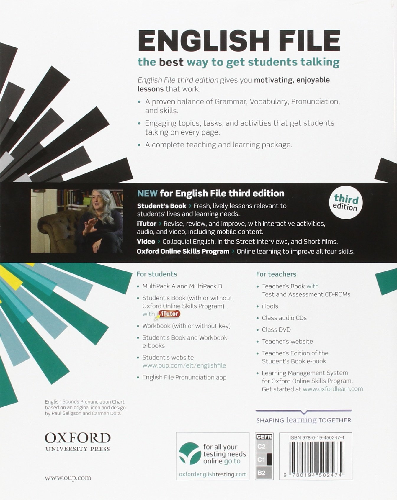 English File - Advanced Multipack B: The best way to get your ...