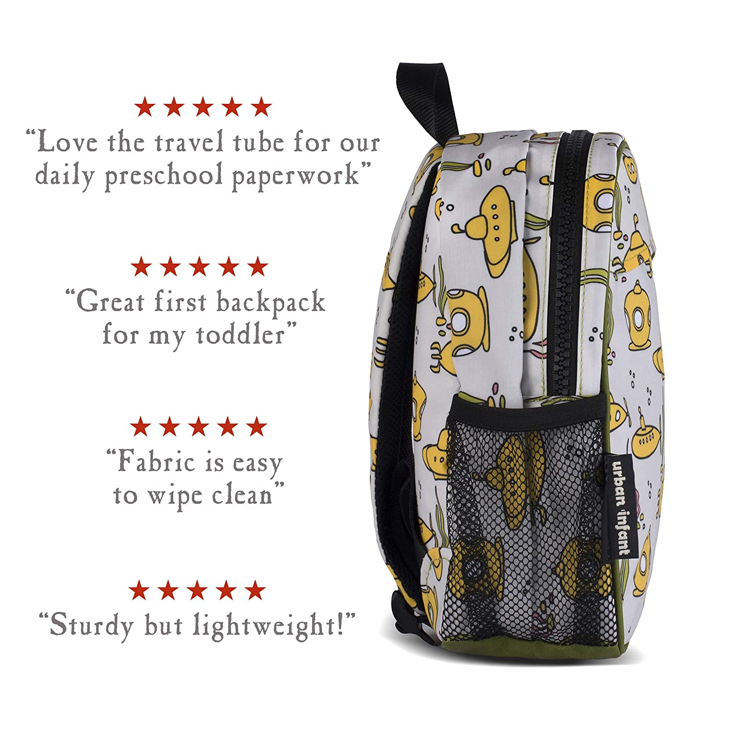 Grey Bears Urban Infant Toddler Packie Backpack