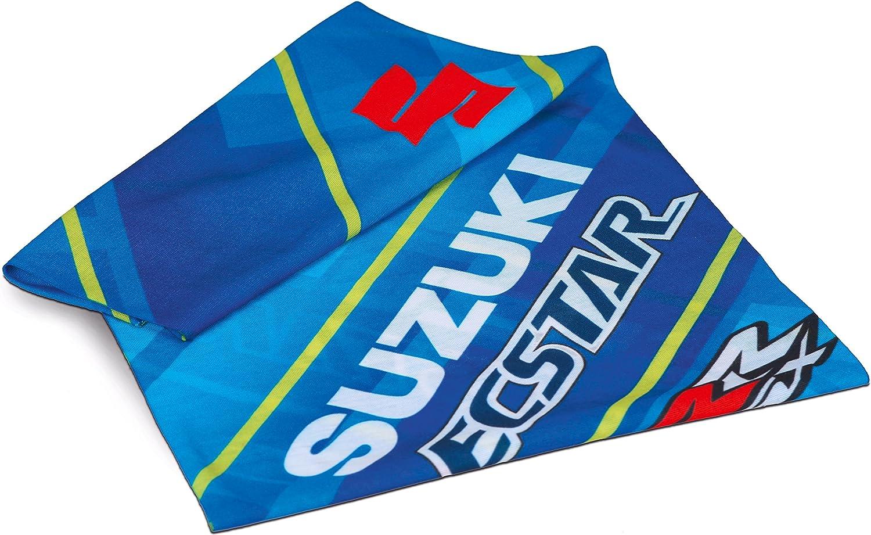 Suzuki Motogp Gsx Rr Neck Tube Schlauchschal Halstuch Buff Ecstar Bekleidung