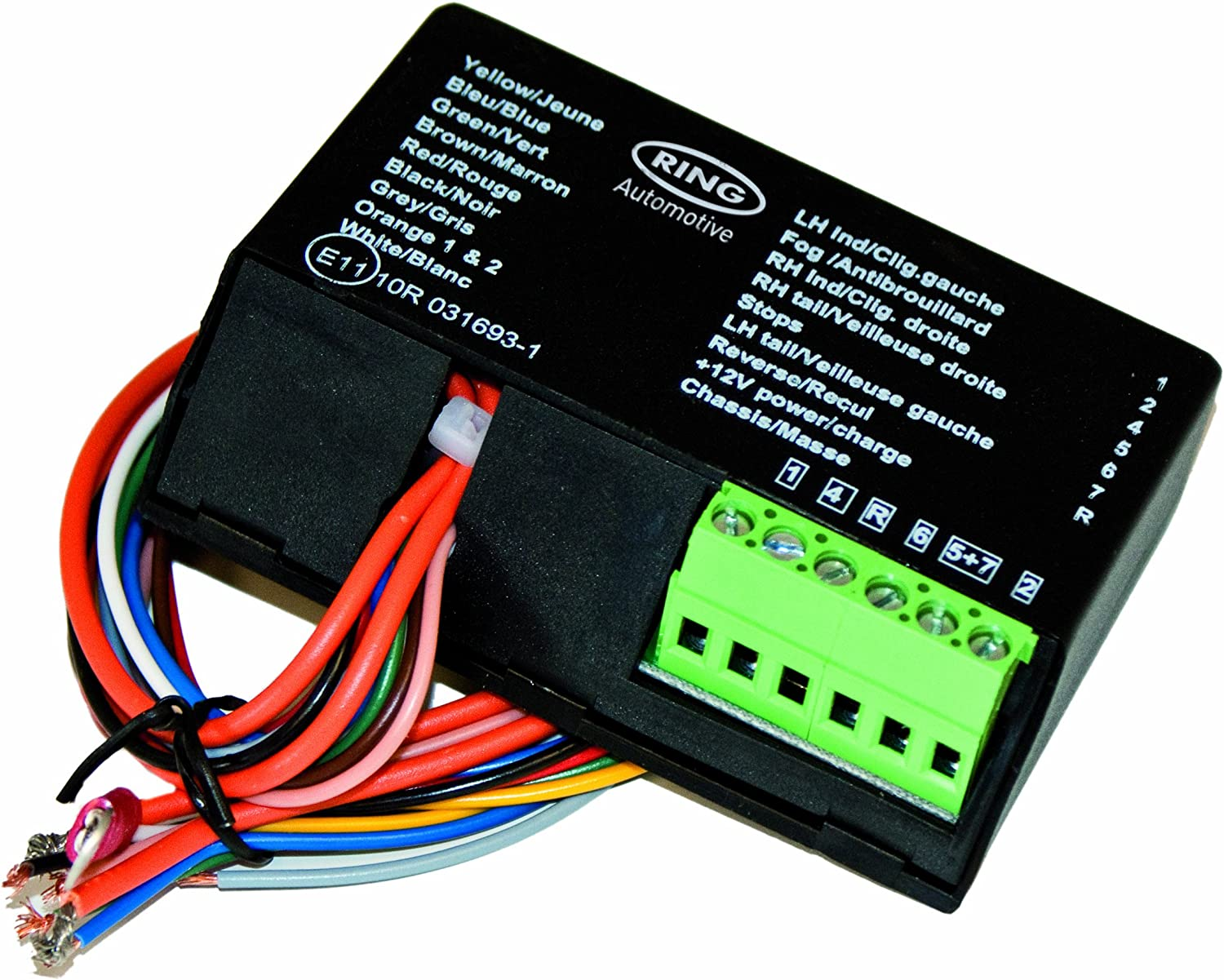 Ring Automotive RCT485 Rel/é 12N Tipo Bypass