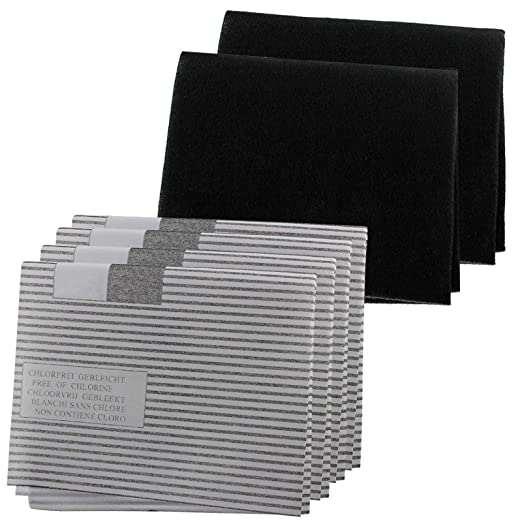 Amazon.com: SPARES2GO Cooker Hood Grease Filter Kit for ...