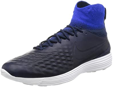 huge discount dcd69 a72a5 Amazon.com | NIKE Lunar Magista II Flyknit Shoe | Athletic