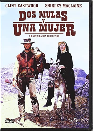 Amazon In Buy Dos Mulas Y Una Mujer Import Espagnol Dvd Blu Ray Online At Best Prices In India Movies Tv Shows