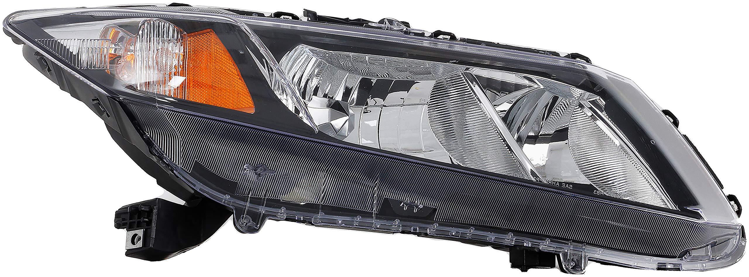 Dorman 1592504 Front Passenger Side Headlamp Assembly for Select Honda Models by Dorman