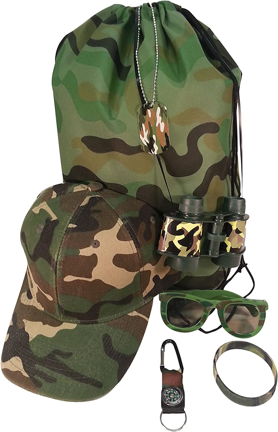 Kids Army Camouflage Multi Terrain Camo Patrol Pack Ideal Gift Little Soldiers