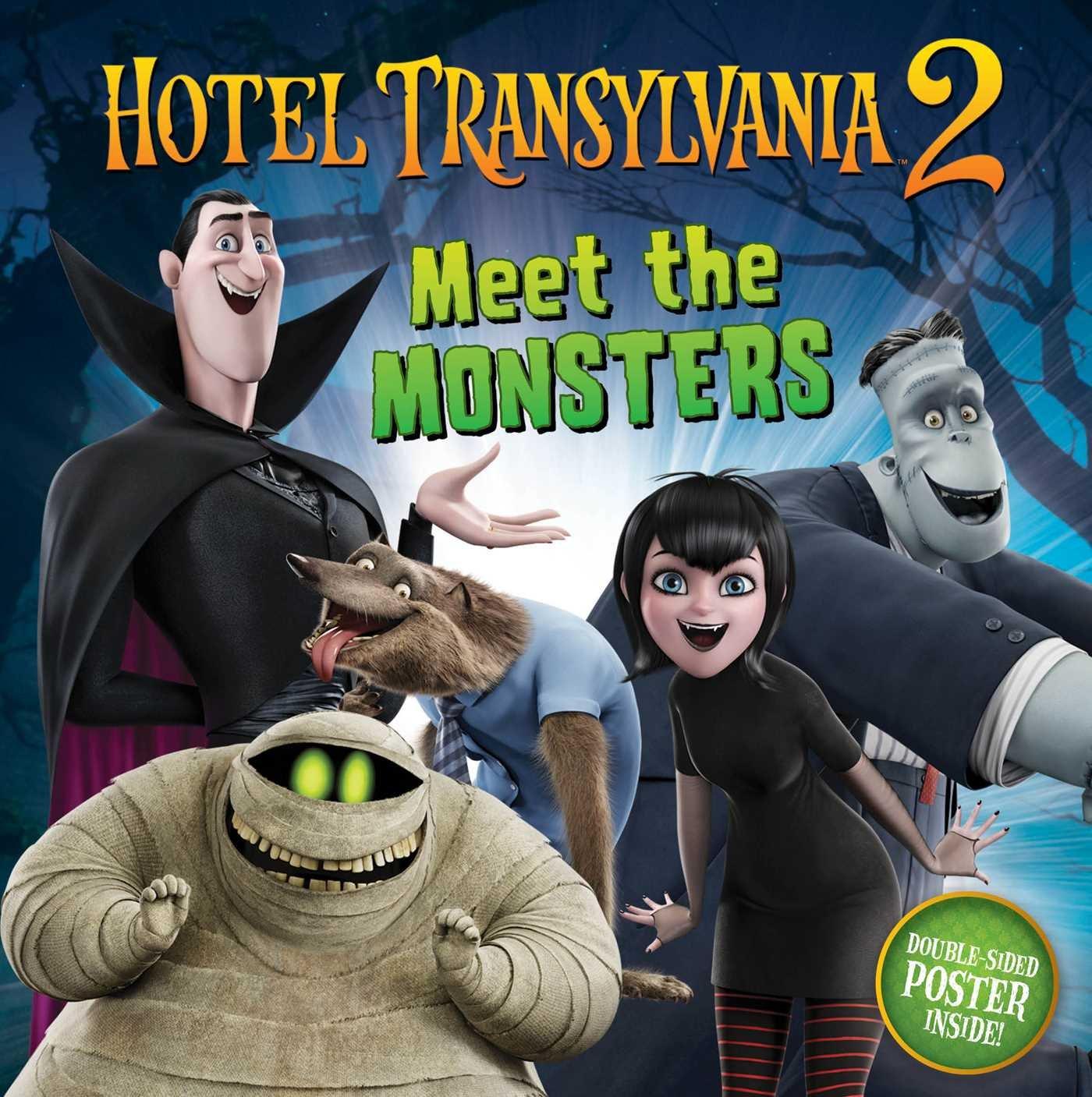 meet the monsters hotel transylvania 2 daphne pendergrass andre