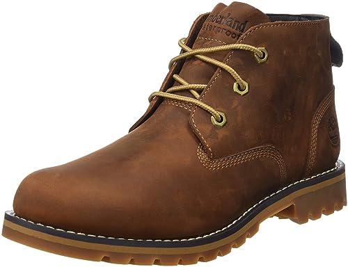 49e92a817f8 Timberland Larchmont Waterproof, Men's Chukka Boots