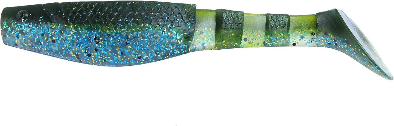 K.P Baits Original Shad 4/Lot de 10/cm 5/Sandre