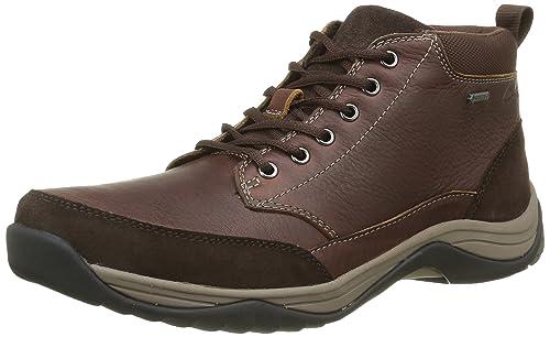 Clarks Baystonetopgtx, Botines para Hombre: Amazon.es: Zapatos y complementos