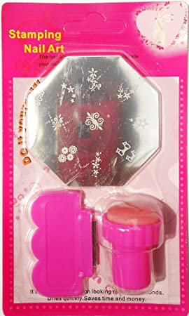 kit manucure tampon