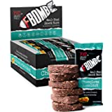 FBOMB Real Food Snack Bars: Clean, Low Carb, Natural Ingredients | Paleo & Keto Snack Bar | Gluten Free, Dairy Free, Non…