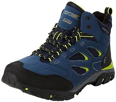 Holcombe Randonnée Iep Hiking Chaussures Boot Rise Regatta Mid De adxn8ww