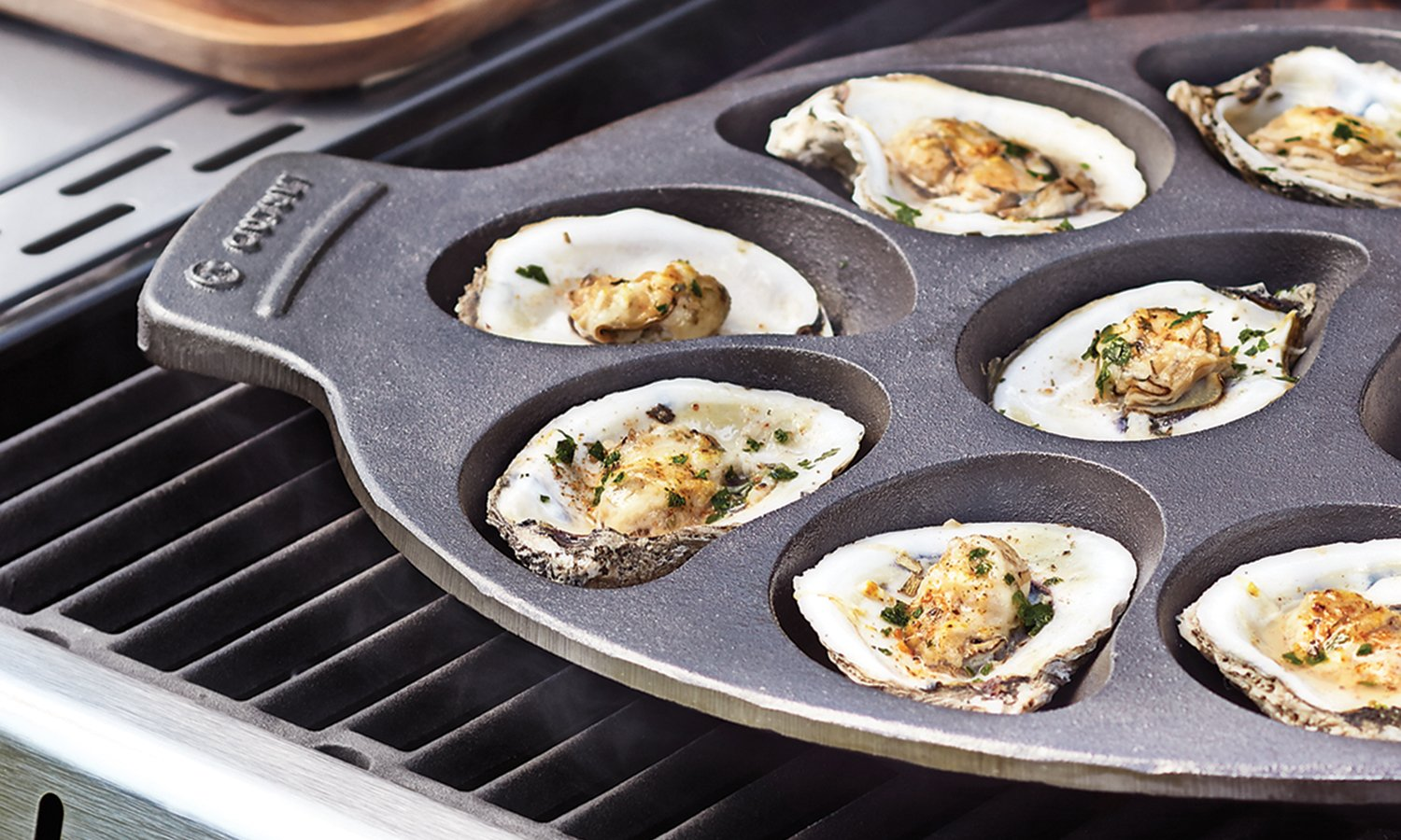 Outset 76225 Oyster Grill Pan by Outset (Image #3)
