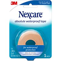 """NEXCARE Absolute WATERPRF Tape 1""""X5 YD"""