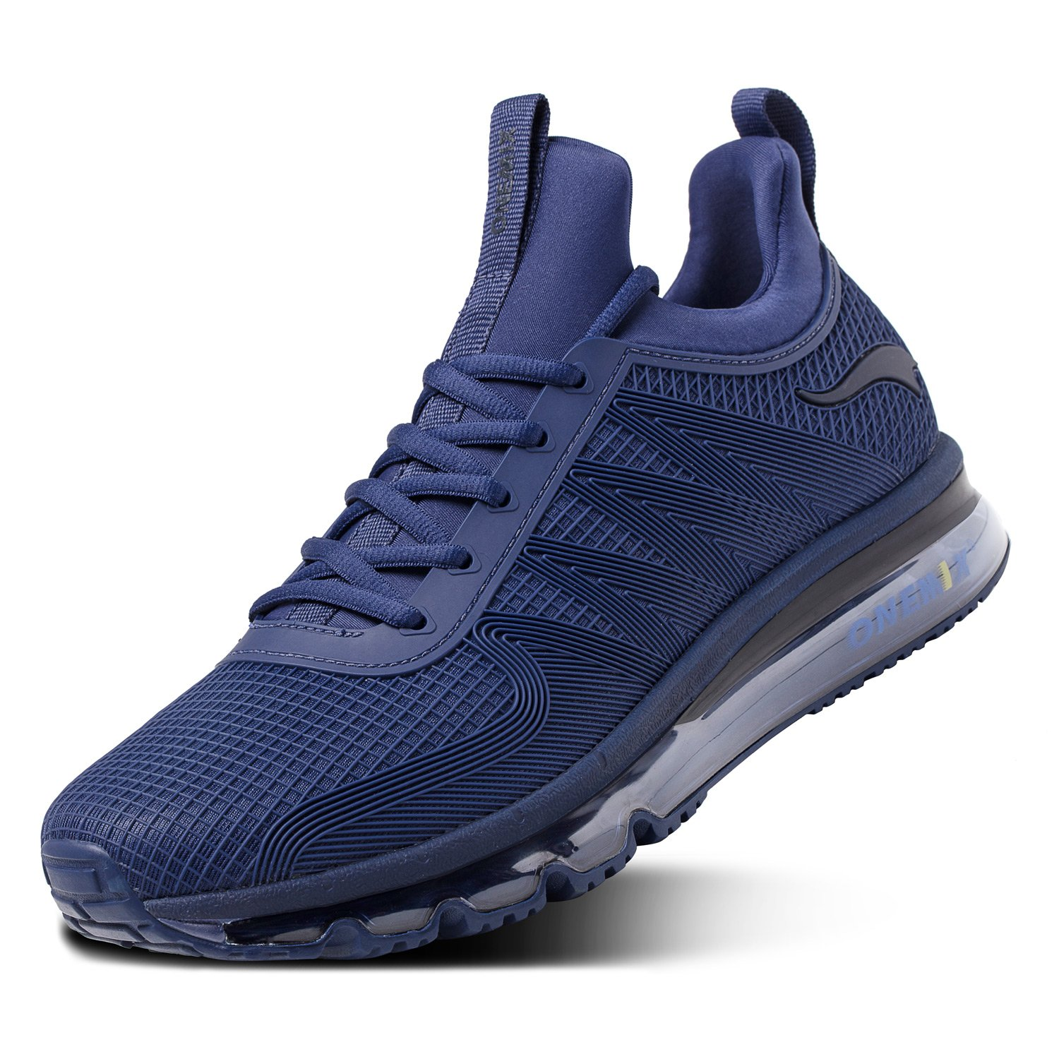 ONEMIX Air Cushion Men's Running Shoes Lightweight Fashion Sneakers Casual Shoes B07C18DQBC 8.5 D(M) US 10.43inch|Blue