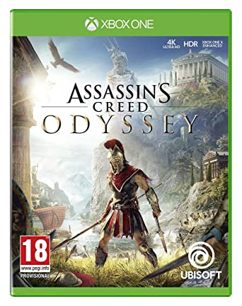 Assassins Creed Odyssey (Xbox One): Amazon co uk: PC & Video Games