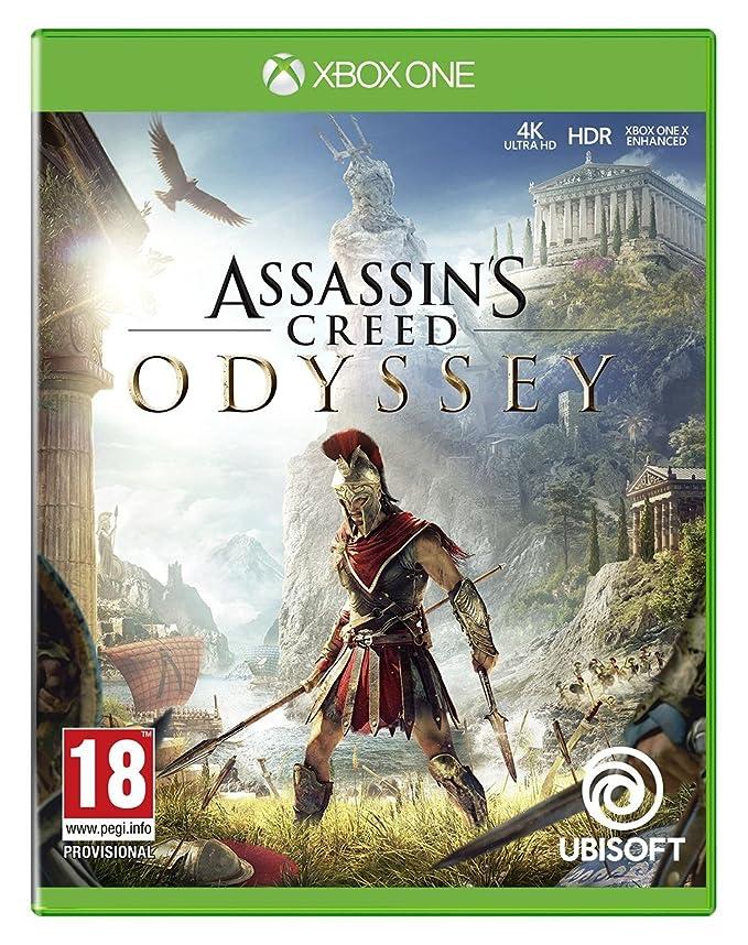 Assassins Creed Odyssey - Xbox One [Importación inglesa]
