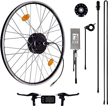 Das-Kit - Kit de conversión para bicicleta eléctrica, 36 V, 250 W ...
